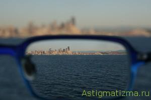Коррекция очками являетс простым и действенным способом исправить зрение
