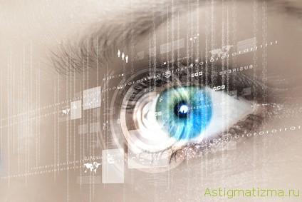 Исправить астигматизм поможет операция