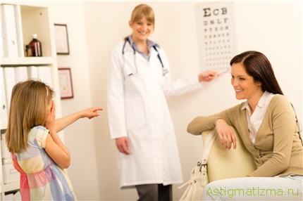 линзы или очки для ребенка