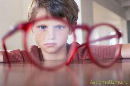 Коррекция астигматизма у детей