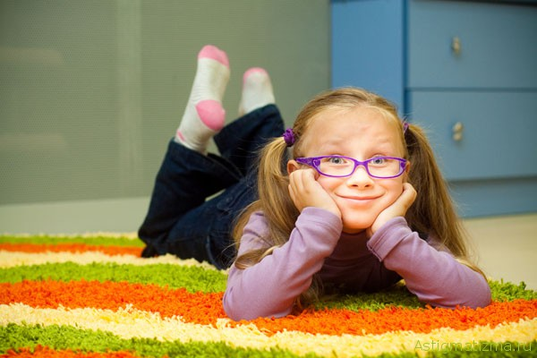 Лечение астигматизма у ребенка