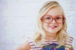 Детские средства коррекции зрения