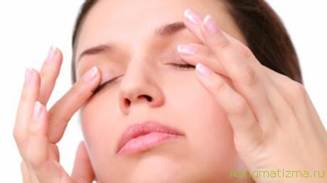 Гимнастика для глаз может применяться для устранения небольших проблем со зрением