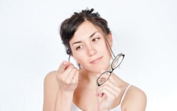 Ношение контактных линз: преимущества и недостатки